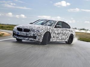 Video: El BMW M5, con tracción integral y mucha más potencia