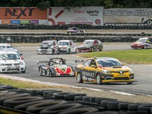 Auto Stok celebró por partida doble en las 3 Horas de Bogotá