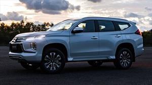 Mitsubishi Montero Sport revela facelift en Tailandia