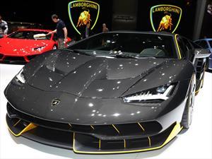 Lamborghini Centenario LP770-4. Edición limitada a 40 unidades