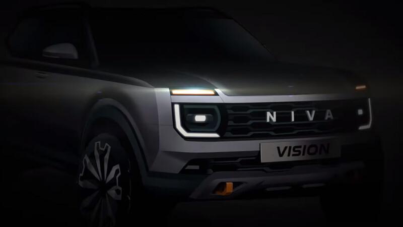 La futura generación del Lada Niva podría salir de Rusia