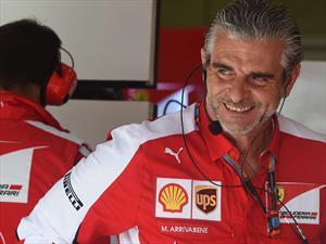 Shell confirma apoyo a la escudería Ferrari