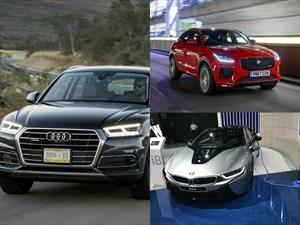 BMW, Jaguar, Audi y Citroën brillaron con OSRAM