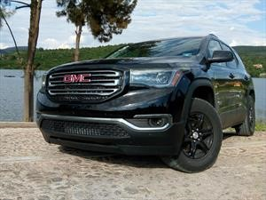GMC Acadia All Terrain 2019 debuta