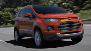 Ford EcoSport, más datos que dejó una presentación