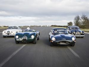 Jaguar Heritage Challenge Race Series. Los detalles