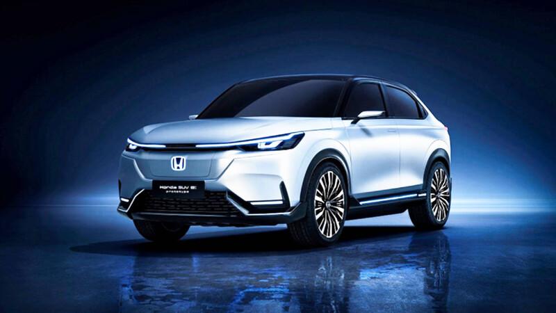 Honda ya tiene el nombre de su primer SUV eléctrico