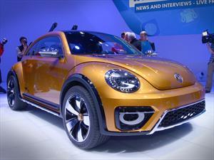 Volkswagen juega en la arena con el nuevo Beetle Dune Concept