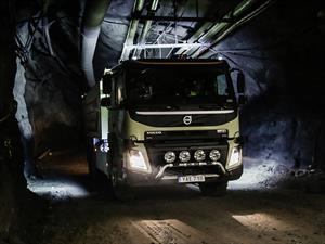 Volvo evalúa camiones autónomos en una mina