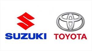 Toyota compra 5% de Suzuki