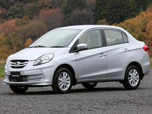 Honda Brio Amaze: Nuevo Sedán compacto