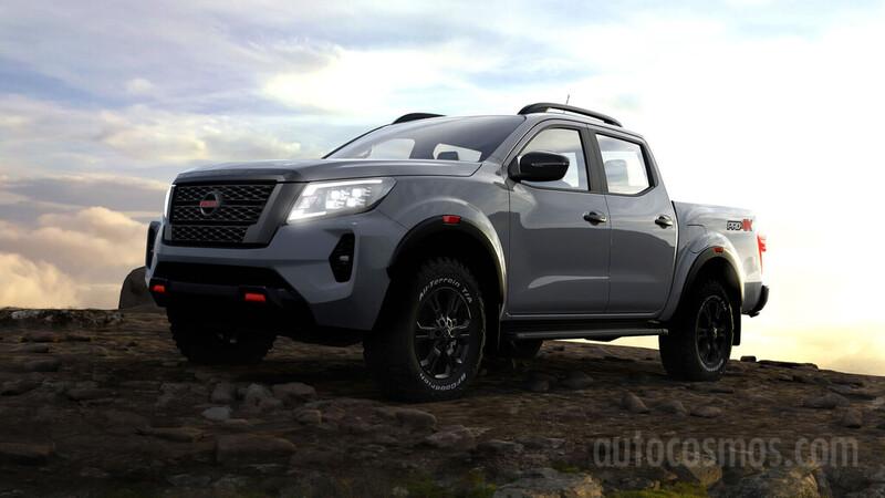La Nissan Navara 2021 llega a Chile en 9 versiones