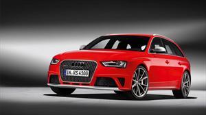 Audi RS4 Avant 2012 se presenta