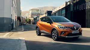 Renault Captur 2020 es el primer híbrido enchufable de la marca