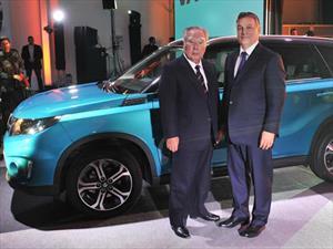 Inicia producción de la Suzuki Vitara en Hungría
