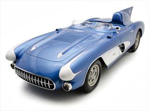 Venden el primer Chevrolet Corvette SR-2 1956