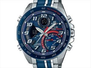 Casio crean tres exclusivos relojes junto a la Scuderia Toro Rosso