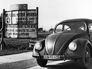 Volkswagen celebra 70 años de la producción del Vocho