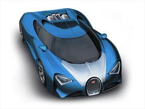 Bugatti Chiron, ¿el reemplazo del Veyron?