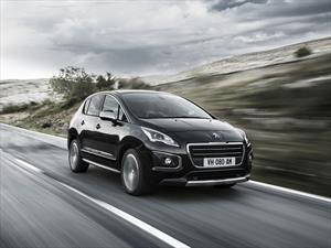Peugeot 3008 2015 llega a México en $386,900 pesos