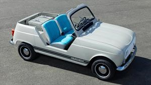 E-Plein Air renace al Renault 4, solo que como eléctrico