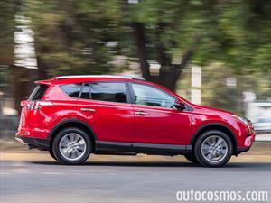 Toyota RAV4 2016 a prueba