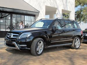 Mercedes-Benz presenta en Argentina la renovación del GLK