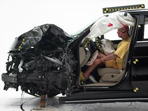 Los autos más seguros de 2016 según el IIHS