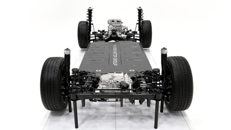 Hyundai Motor Group presenta nueva plataforma para vehículos eléctricos