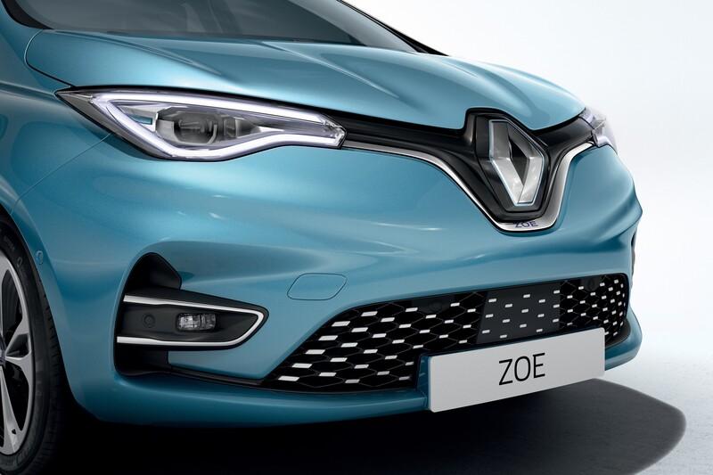 Renault Zoe volvió a dominar las ventas de los eléctricos en Europa