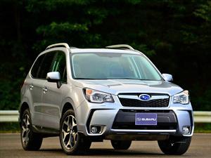 Subaru All New Forester:  Uno de los más seguros