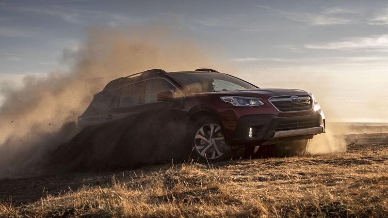 Subaru alista la llegada del nuevo Outback