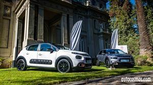 Origins, la gama que festeja los 100 años de Citroën ya está en Chile