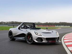 Lotus 3-Eleven, el auto más rápido y más potente de la marca inglesa
