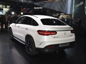 Mercedes-AMG GLE63 S Coupe 4MATIC 2016, para competir con el X6 M
