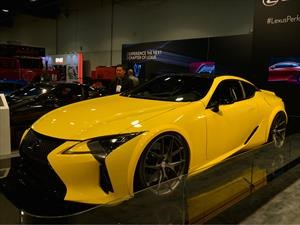 Lexus LC 500 por Gordon Ting Beyond Marketing, performance total