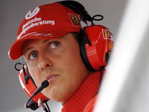 Silencio habla el portavoz de Michael Schumacher
