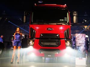 Ford lanza la nueva línea Cargo Euro V