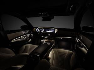 Nuevo Mercedes Benz Clase S, en territorios de Maybach