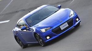 Subaru BRZ en el Salón de Tokio 2011