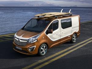 Opel Vivaro Surf Concept debuta