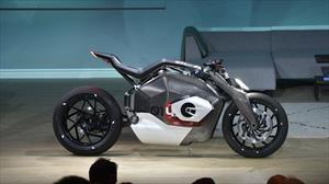 BMW Motorrad Vision DC Roadster, el futuro de las motos también es eléctrico
