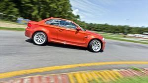 BMW 1 M, presentación en Argentina