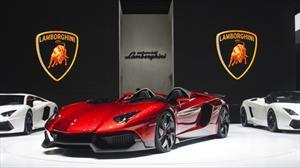 Lamborghini Aventador J, un exótico y único modelo