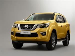 Nissan Terra, una SUV perfecta para la aventura