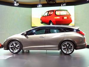 Honda Civic Tourer Concept: La versión familiar
