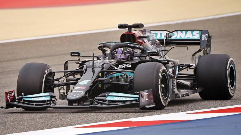 F1 2021: Todo lo que tenés que saber