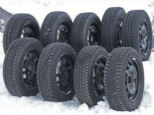 ¿Por qué es importante utilizar neumáticos de invierno?