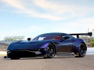 Aston Martin Vulcan se subasta