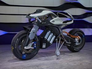 Yamaha Motoroid Concept es la moto autónoma del futuro